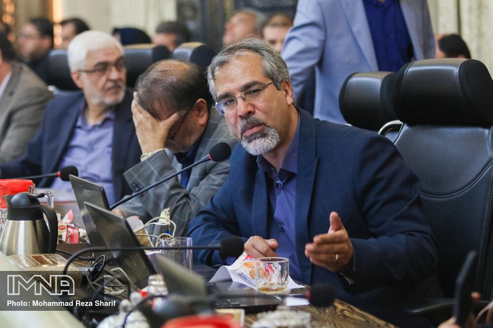 شهردار اصفهان در کارگروه اضطرار آلودگی هوا شرکت کند