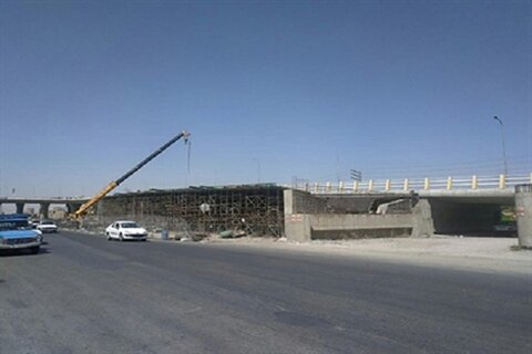 بهرهبرداری از تقاطع غیر همسطح شهید سلیمانی در اولویت شهرداری کرمانشاه