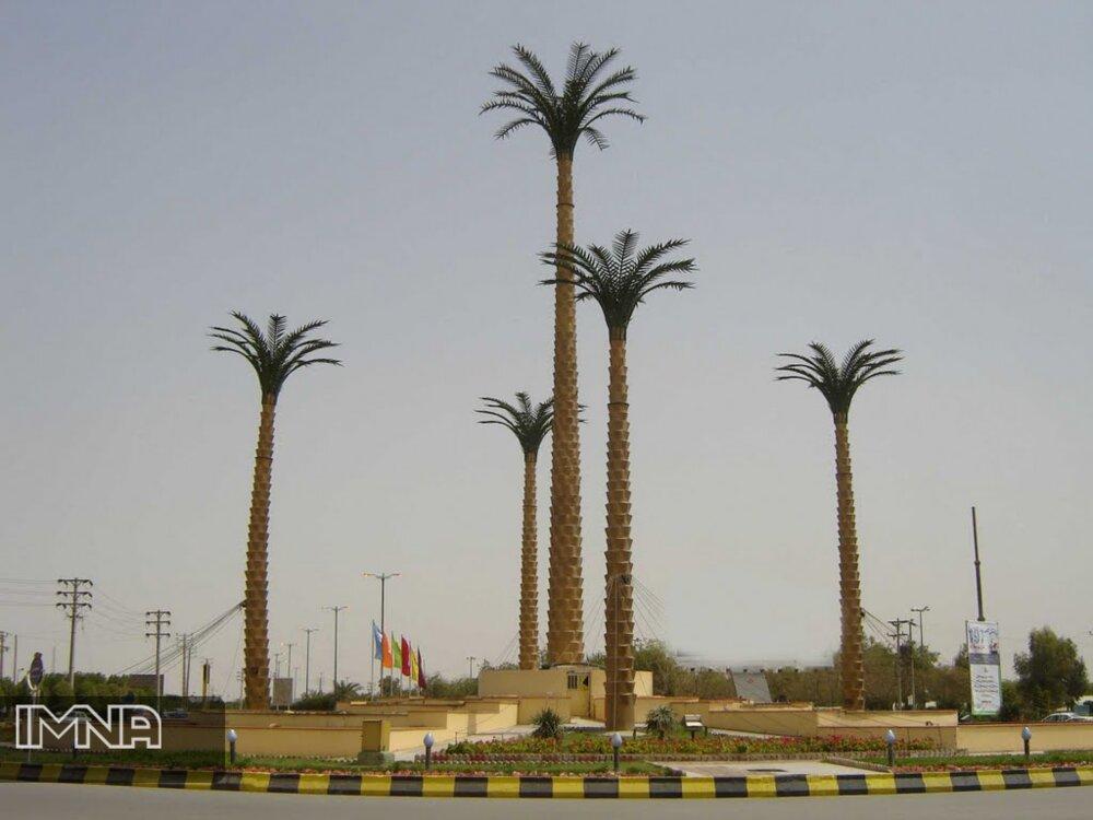 بهره برداری از میدان نخل اهواز در شب یلدا