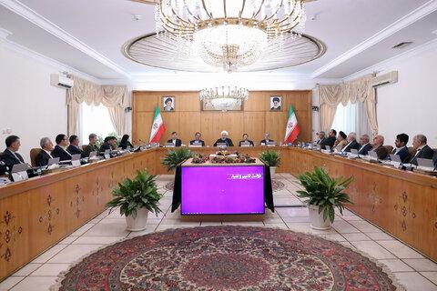 هیئت دولت اساسنامه کمیته ملی المپیک را با اصلاحاتی تصویب کرد