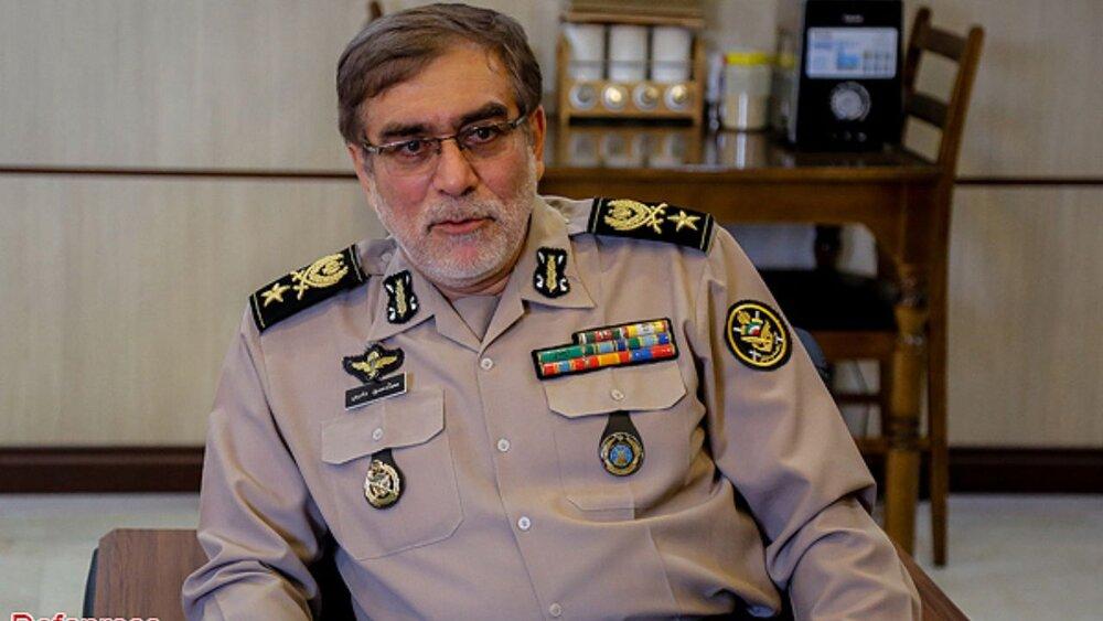 جانشین فرمانده کل ارتش: هر تهدیدی را پاسخ میدهیم