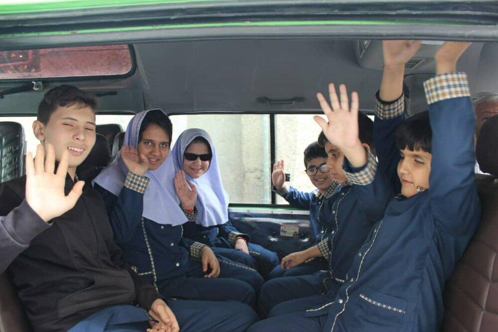 طرح ویژه تاکسیرانی برای دانشآموزان معلول اصفهانی