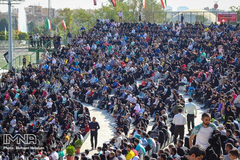 همایش پیاده روی و دوچرخه سواری به مناسبت هفته ناجا