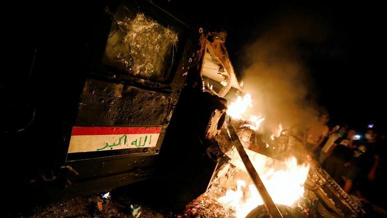 اعتراف تلویحی سفیر عربستان به دست داشتن در آتش زدن کنسولگری ایران در نجف