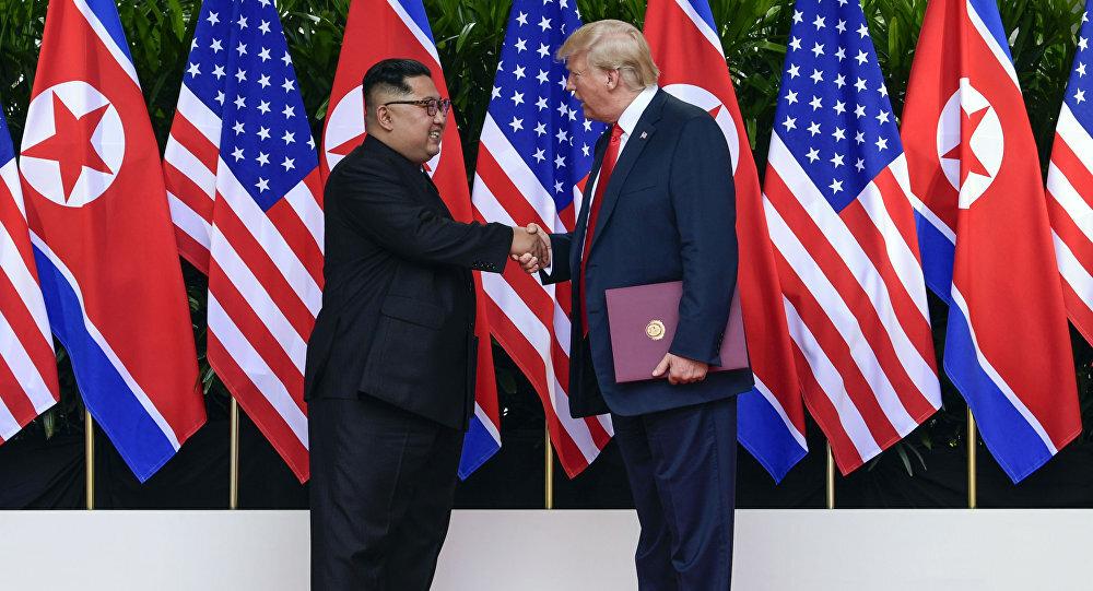 هشدار واشنگتن به کره شمالی