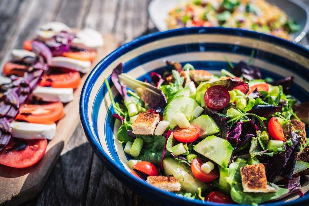 بهبود روماتیسم مفصلی با رژیم غذایی گیاهی