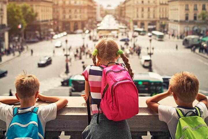 Safety main indicator of child-friendly city