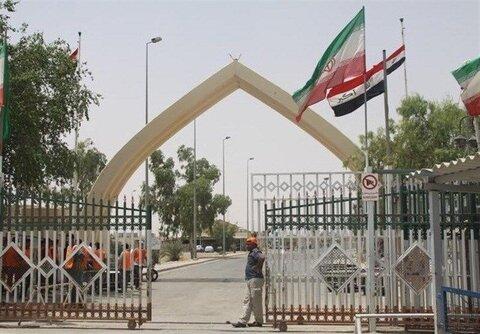 ایران آماده بازگشایی گذرگاههای تجاری زمینی با عراق است