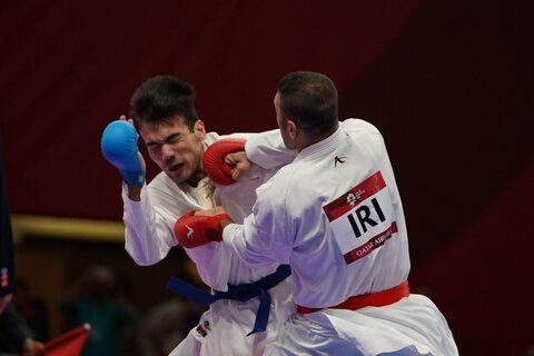 ایران با ۵ مدال طلا قهرمان شد
