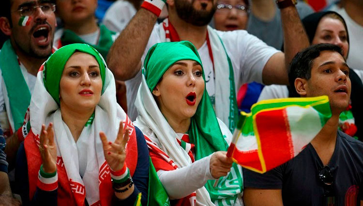 Women special guest of Iran's upcoming match against Cambodia