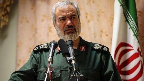 فدوی: دلدادگان انقلاب چهاردهه در مبارزه علیه باطل محک خوردند