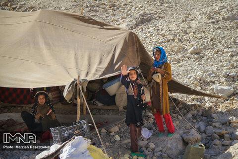 ۲۲۷ مورد مشکوک ابتلا به کرونا بین عشایر اصفهان شناسایی شد