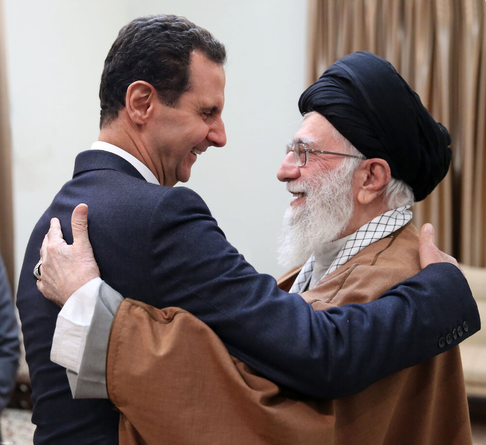 مردم سوریه خط قرمز ما هستند