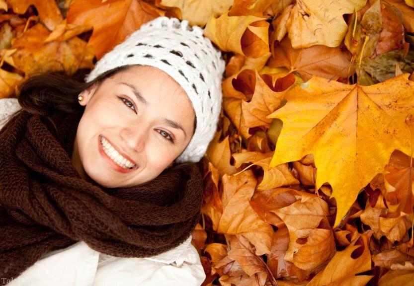 راههای جلوگیری از خشکی پوست در فصل پاییز