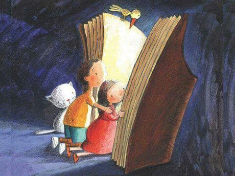 بچهها کتاب بسازید