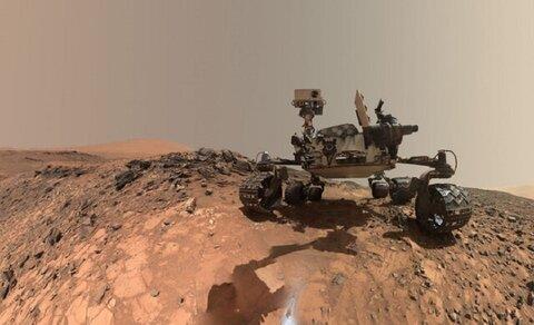 کشف نقاط سرسبز در مریخ!