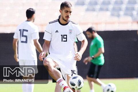 گرفتن تست اجباری کرونا از بازیکن سابق استقلال