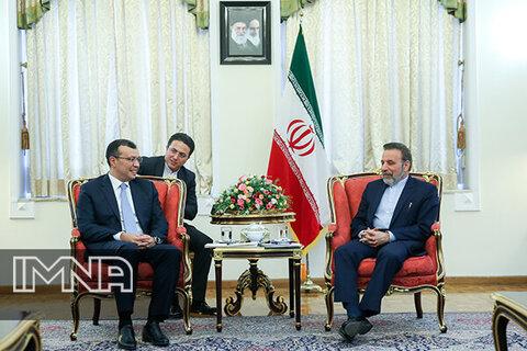 روابط تهران- باکو مستحکم و رو به توسعه است