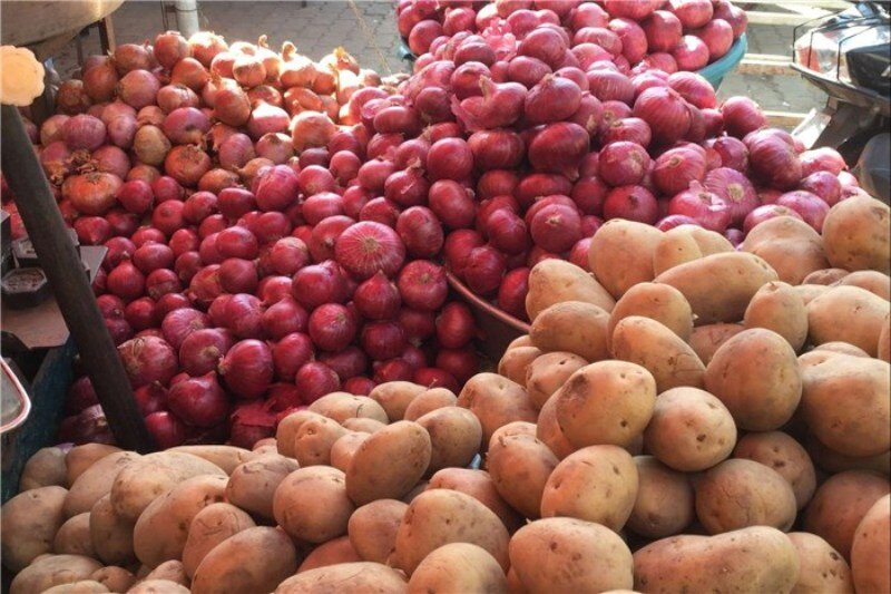 کشت پیاز، سیب زمینی و سیب درختی به روش GAP