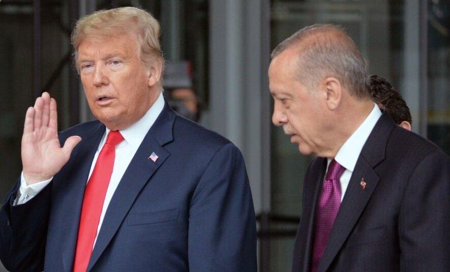 آمریکا، ترکیه را به دلیل اس-۴۰۰ روسیه تحریم کرد