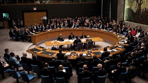 تروریسم به بهانه ای برای استفاده از زور علیه کشورها تبدیل نشود