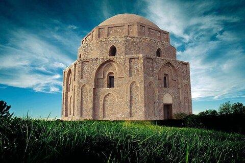 Jabaliyeh dome in Kerman