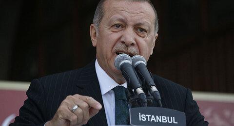 انتقاد اردوغان از حملات رژیم صهیونیستی به نوار غزه