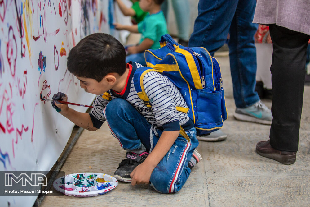 افتتاح دفتر کلینیک حقوق کودک یزد در راستای شهر دوستدار کودک