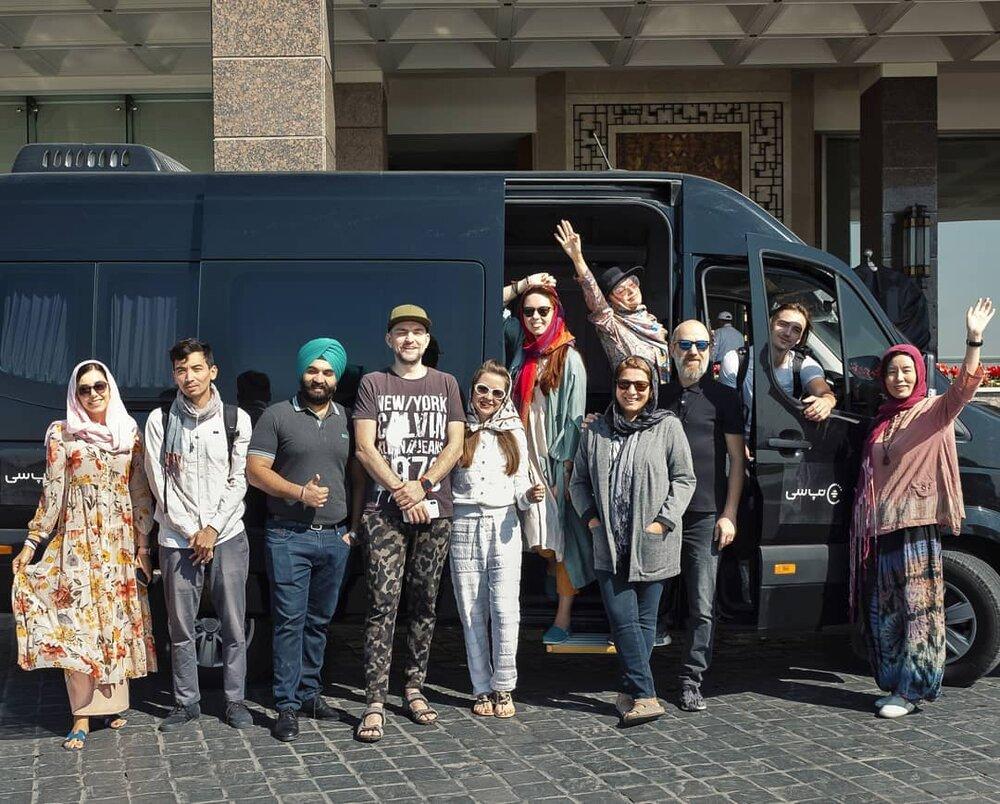 مسافران فمتریپ درباره ایران چه نوشتند؟