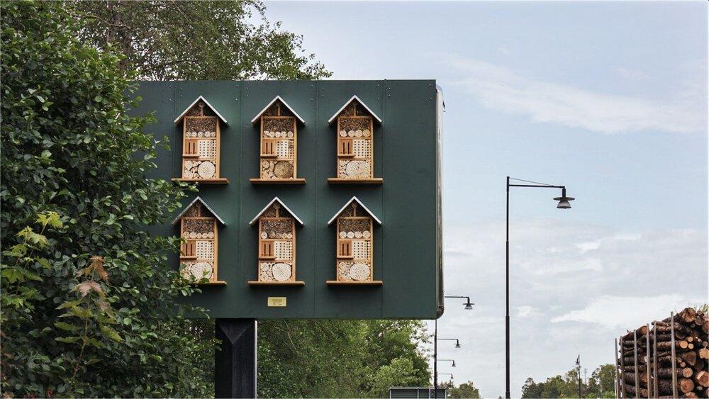عجایب شهر/ استکهلم میزبان هتلهای مک دونالد برای زنبورهای عسل!