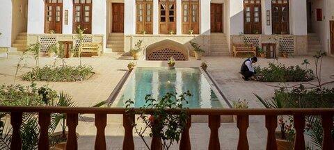 Falahati Palace in Ilam