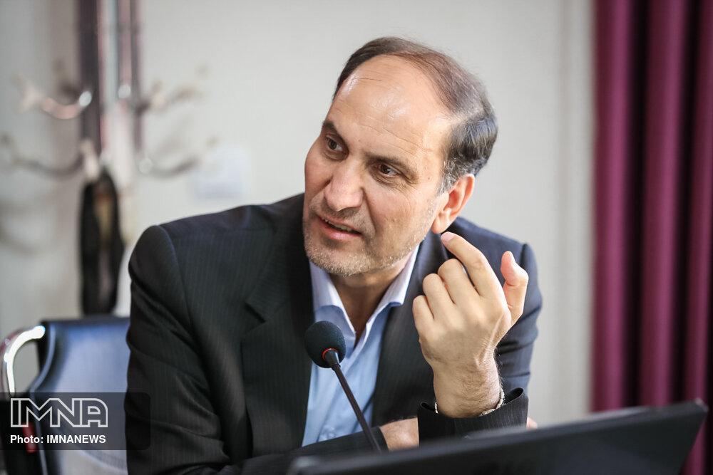 خدمات شهری رتبه دوم تخصیص بودجه اصفهان را دارد