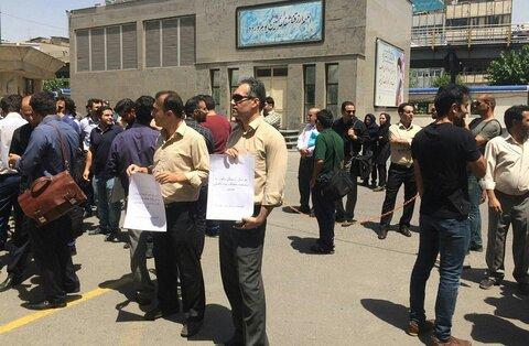 محل فعالیت ۷۰ کارمند مترو به یگان حفاظت شهرداری تهران انتقال مییابد
