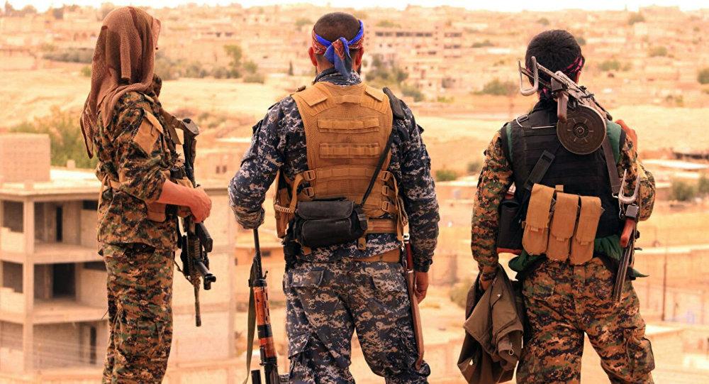 در صورت سکوت آمریکا از مقامات سوریه و روسیه درخواست کمک میکنیم