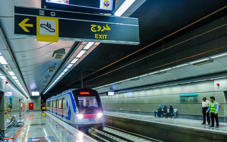 اتمام فاز یک خط ۲ مترو تبریز  تا پایان شورای پنجم