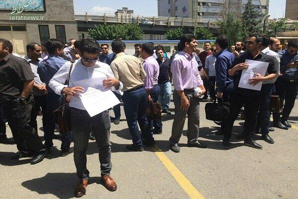 توضیح فرمانده انتظامی بهبهان در خصوص تجمع اعتراضی مردم