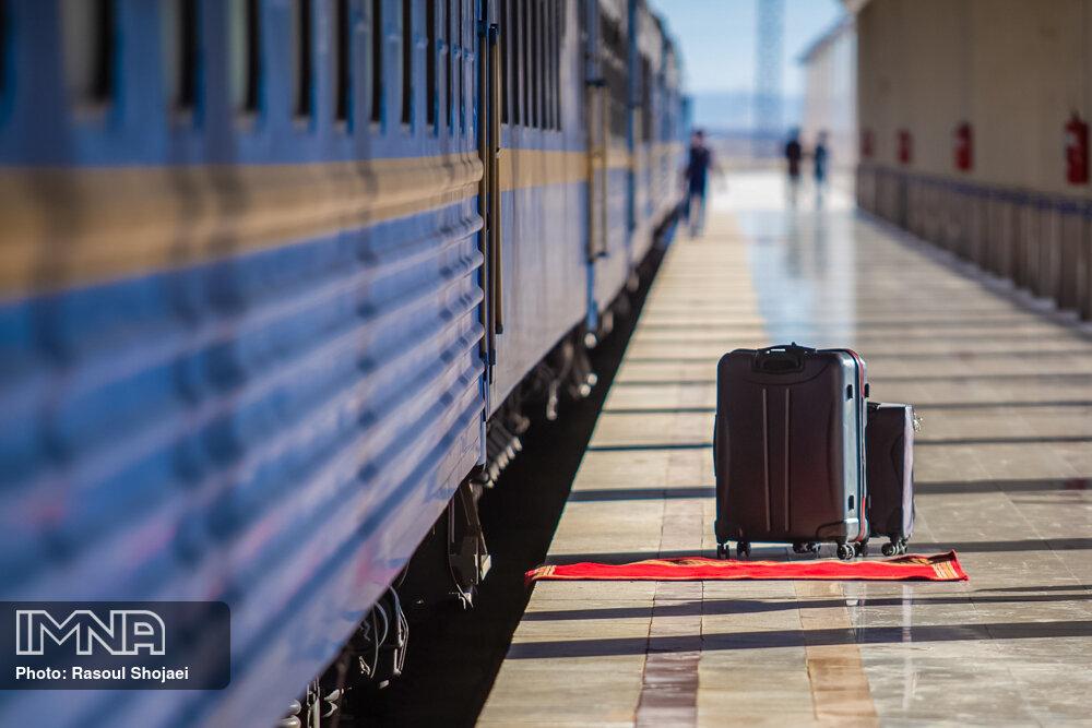 کاهش ۹۰ درصدی تقاضا برای مسافرت ریلی در آستانه ایام عید