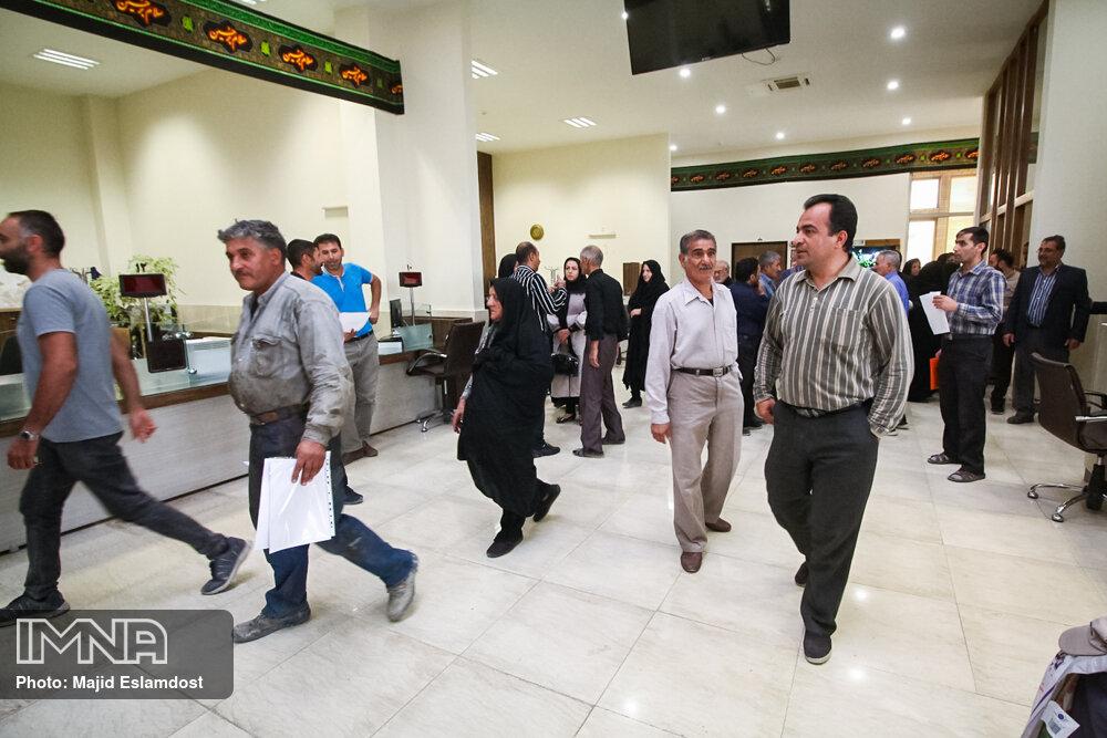 دیدار شهردار اصفهان با اهالی منطقه یک