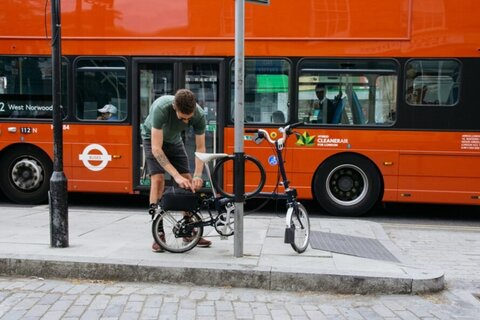 امنیت دوچرخههای لندن چطور تامین میشود؟
