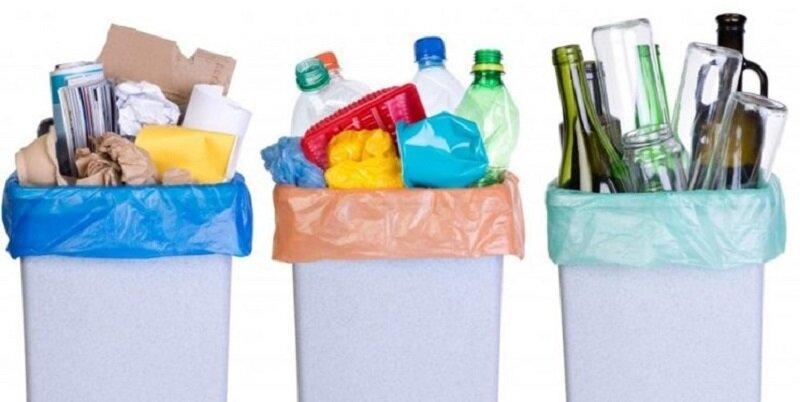 عرضه کیسههای نایلونی بهداشتی در ایستگاههای بازیافت