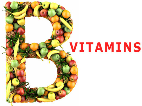 شکستگی استخوان در انتظار مصرفکنندگان ویتامینB!