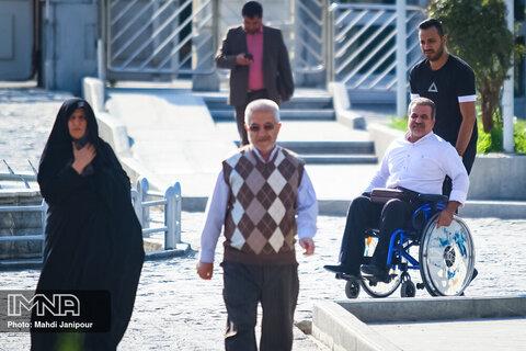 تهران دسترسپذیر، شهری برای همه خواهد بود