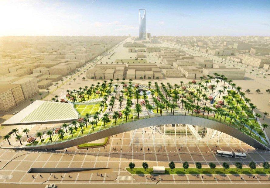 ایستگاه متروی ریاض؛ پلی به سوی توسعه پایدار عربستان