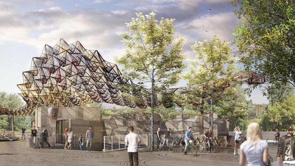 ایستگاه متروی جدید پاریس؛ نماد بهبود شبکه حمل و نقل