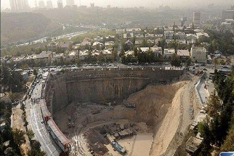 شکایت شهرداری به دنبال تعیین نشدن تکلیف گود برج میلاد