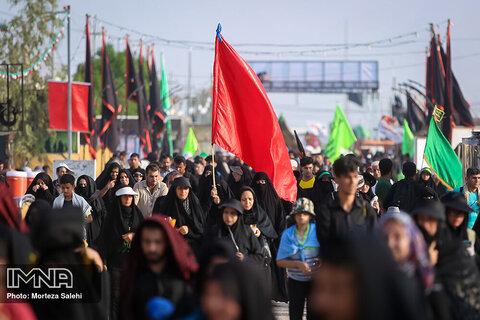 آمادگی شهرداری کرمانشاه برای استقبال از زائران اربعین