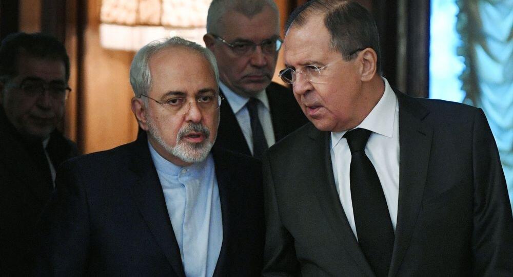 ظریف و لاوروف درباره تحولات افغانستان و یمن گفتوگو کردند