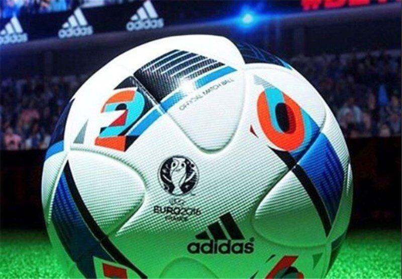 توپ رسمی یورو ۲۰۲۰ رونمایی شد