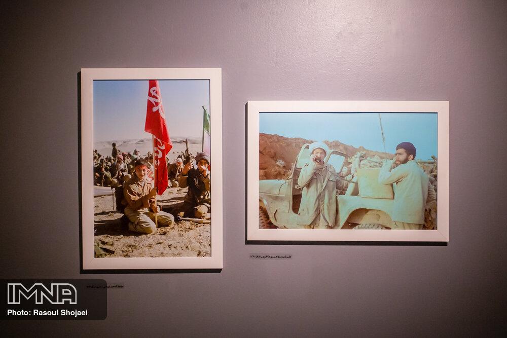 برگزاری نخستین نمایشگاه ملی آثار هنری شهیدان