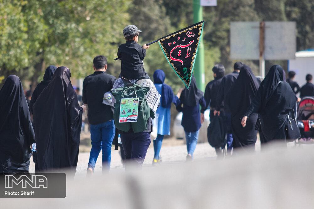 افتتاح گالری عکس ویژه محرم در گالری سعدی